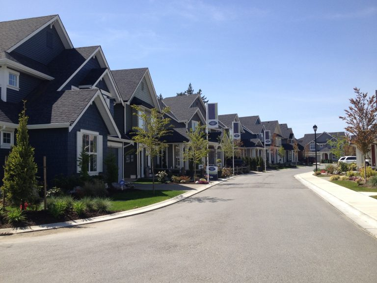 Fantastic new home communities are being built in Langley BC